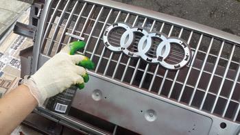 Как покрасить решетку радиатора правильно?