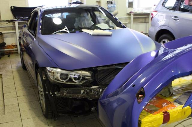 Пленка для кузова автомобиля: виды, преимущества и процесс покрытия