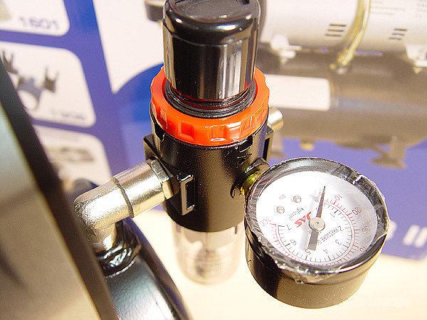 Компрессор для аэрографа Jas 1203 (1203 II): принцип работы и качество