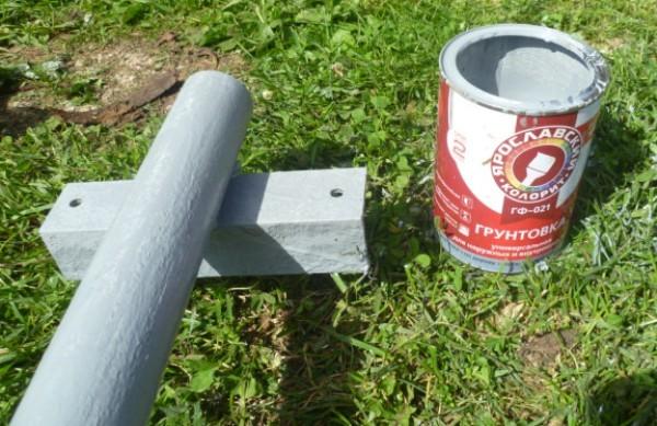 Антикоррозийная грунтовка для металла: ГФ 021 и эпоксидный грунт