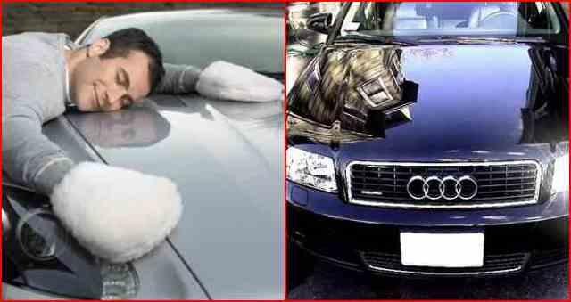 Удаление сколов на автомобиле: как убрать и заделать их на капоте авто?