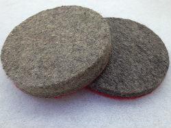 Полировочные круги: войлочные диски для полировки металла и стекла авто