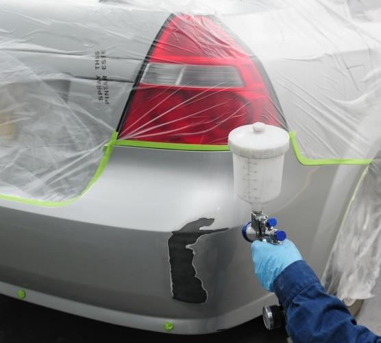 Покраска ВАЗ 2101 своими руками и подготовка к покраске автомобиля