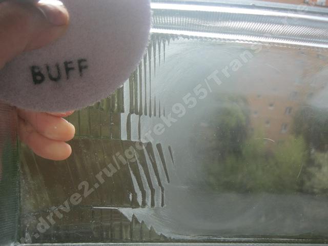 Полировка стекла фар своими руками: обработка стеклянных поверхностей