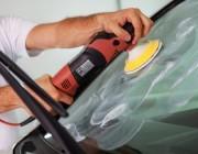 Полировка стекол автомобиля своими руками: удаление царапин с автостекла