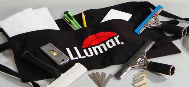 Тонировочная пленка LLumar и ее преимущества