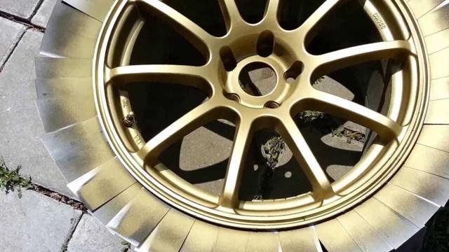 Лак для литых дисков авто: что он дает и как наносится?