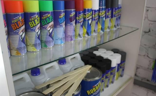 Как покрасить пороги авто самому: покраска своими руками