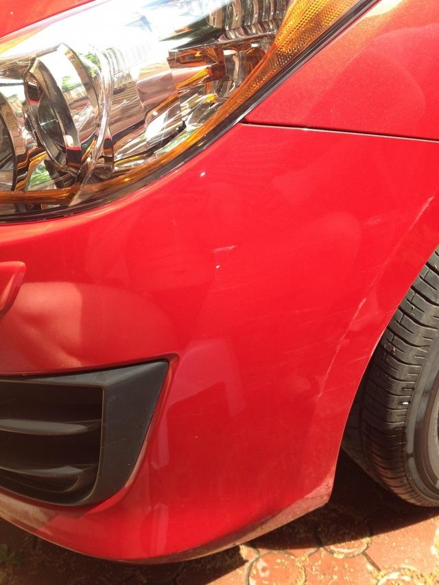 Карандаш для удаления царапин с автомобиля: отзывы о маркере для авто