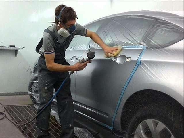 Матовый лак для авто: применение матирующего автомобильного лака