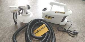 Wagner W665 Wallperfect: подходит ли краскопульт для покраски авто?
