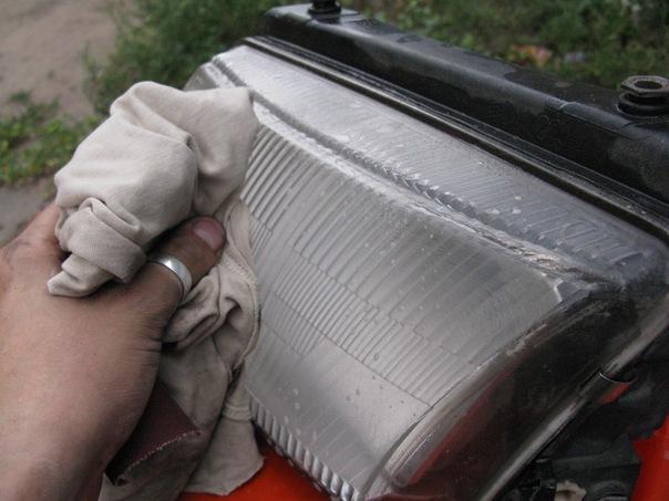 Полировка фар 3М своими руками: набор и полировочная паста для оптики