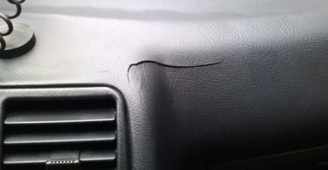 Как убрать царапины с пластика в салоне автомобиля: способы удаления