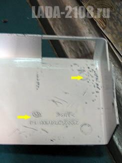 ВАЗ 2108: покраска своими руками кузова и салона
