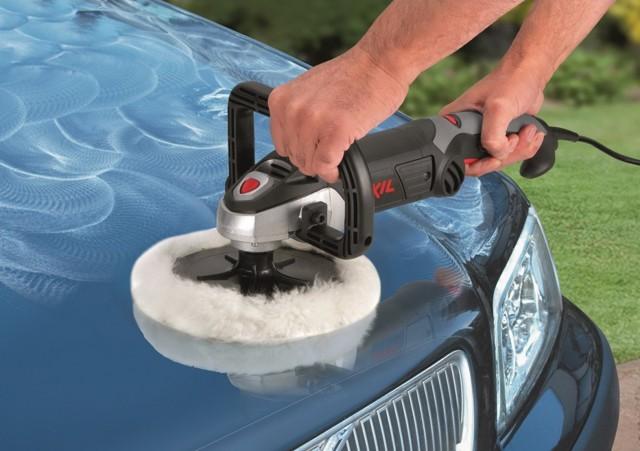 Выбор полировальной машины: виды машинок для полировки кузова авто