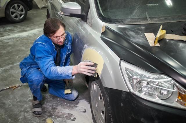 Как правильно покрасить автомобиль и как красить машину самому?