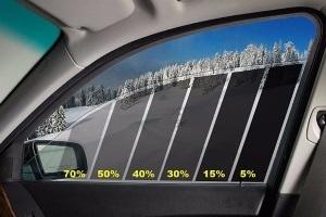 Тонировка 35 процентов съемная для лобового стекла и по кругу