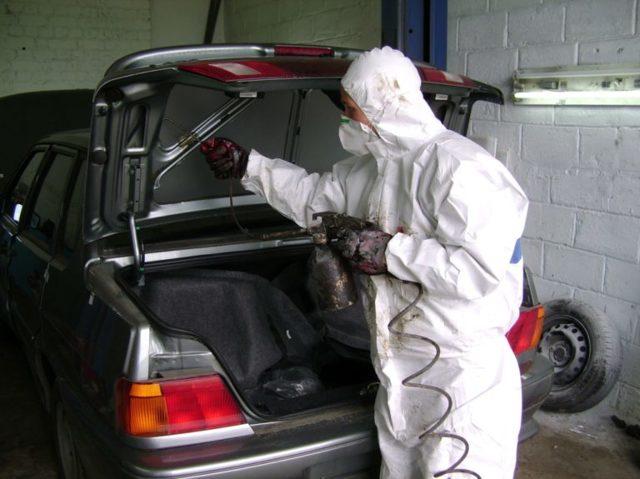 Антикоррозийное покрытие автомобиля: средства для обработки кузова
