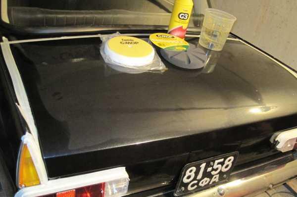 Как правильно полировать машину полировочной машинкой: видео