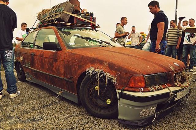 Как убрать ржавчину с машины и чем обработать коррозию на авто?