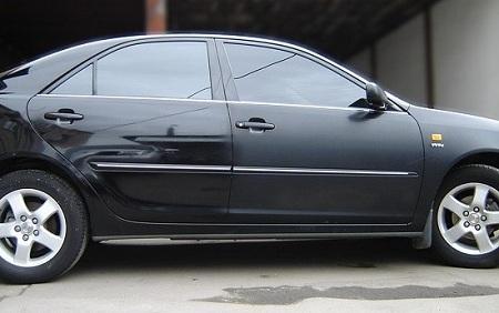 Деформация кузова автомобиля - как исправить?