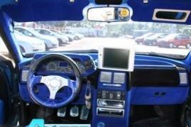 Цвета машин ВАЗ 2112 и аэрография (фото)